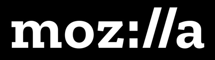 Mozilla's new logo which was developed through an open design process